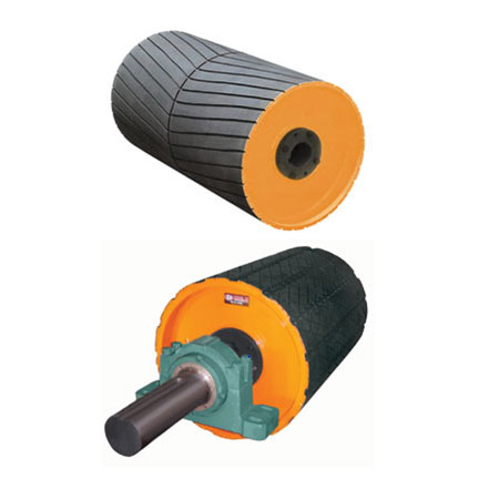 Quarry Duty Drum Pulleys